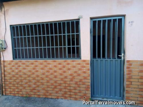 Vendo casa 2 qtos garagem Paracuru